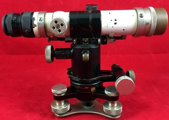 Virtuelles museum vermessungsinstrumente nivelliergeräte von carl
